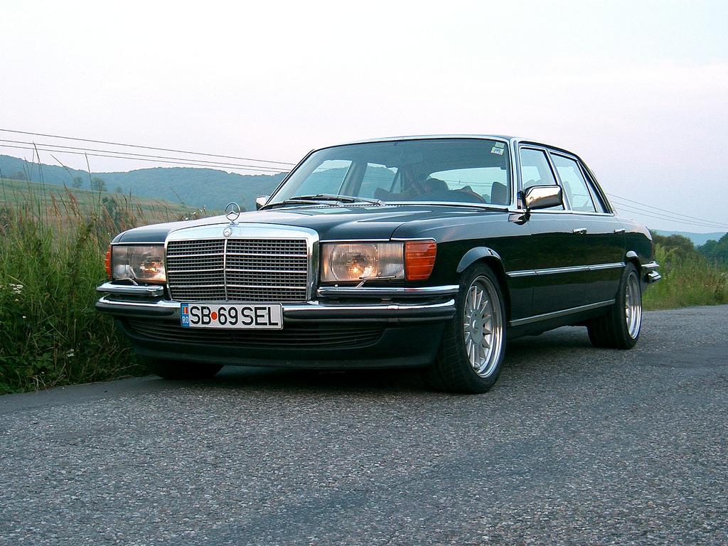 Руководство По Ремонту Mercedes-Benz 280 Se 1979