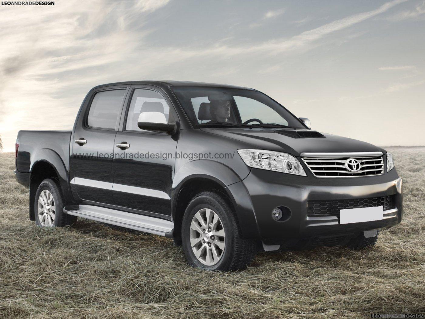 Nissan Navara Vs Toyota Hilux