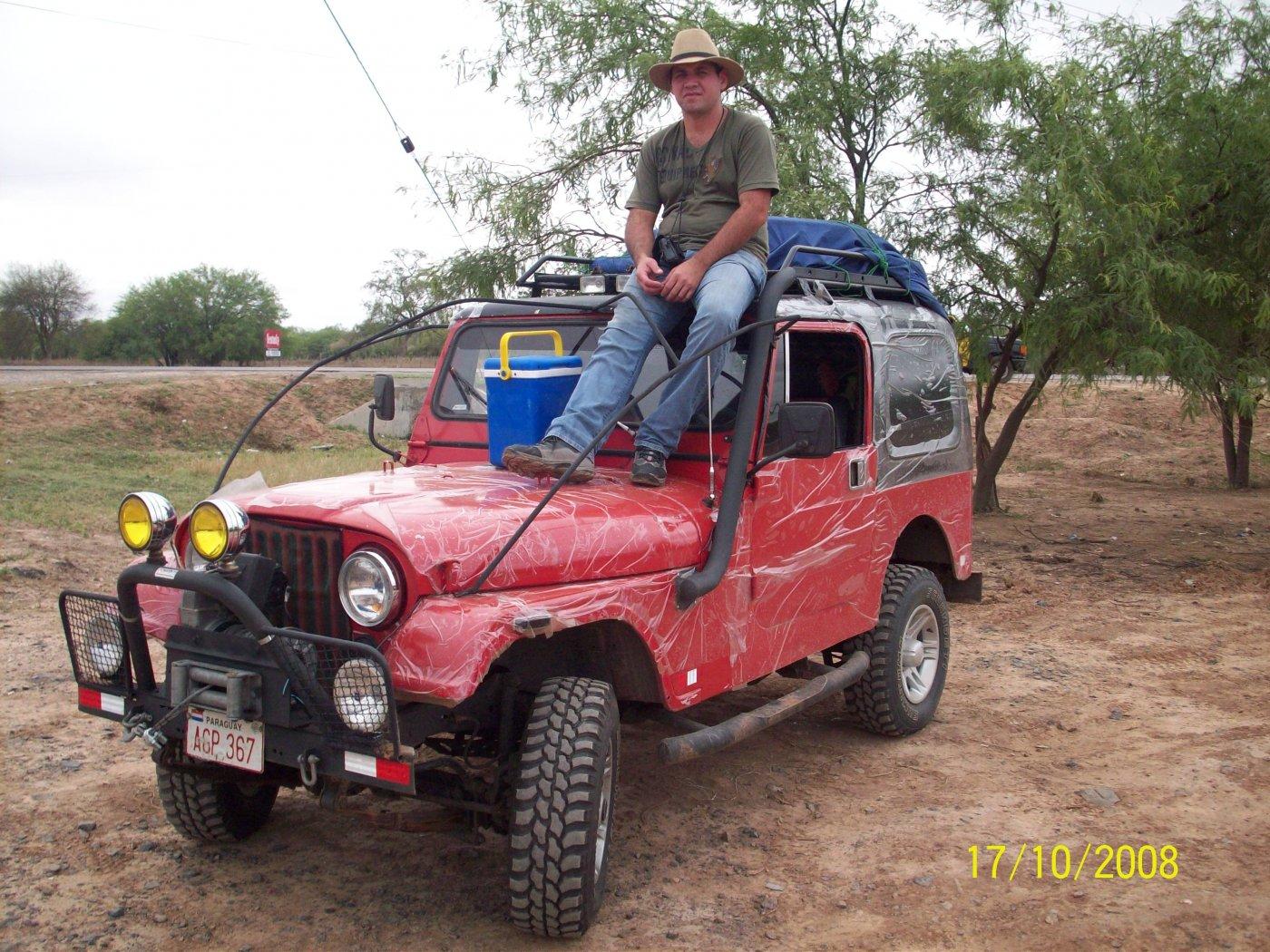 Para amantes de los jeep les presento a mi ex maquina... - Motores ...