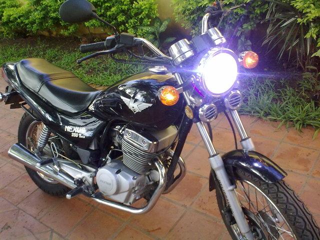 Cual es la mejor 250cc nacional? - Motores com py