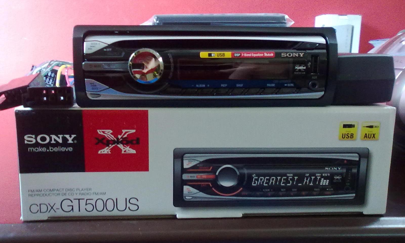 Venta De Autoradios Pioneer Y Sony