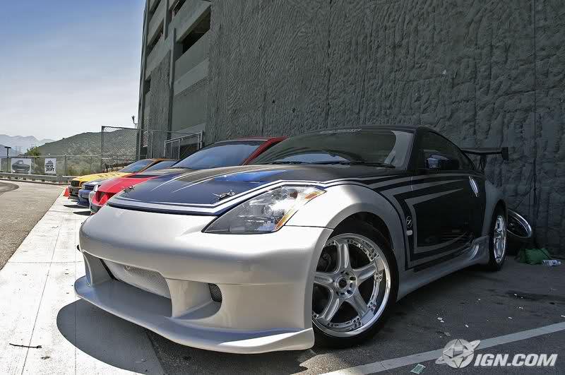 Nissan 350Z Z33 06- Chay.jpg