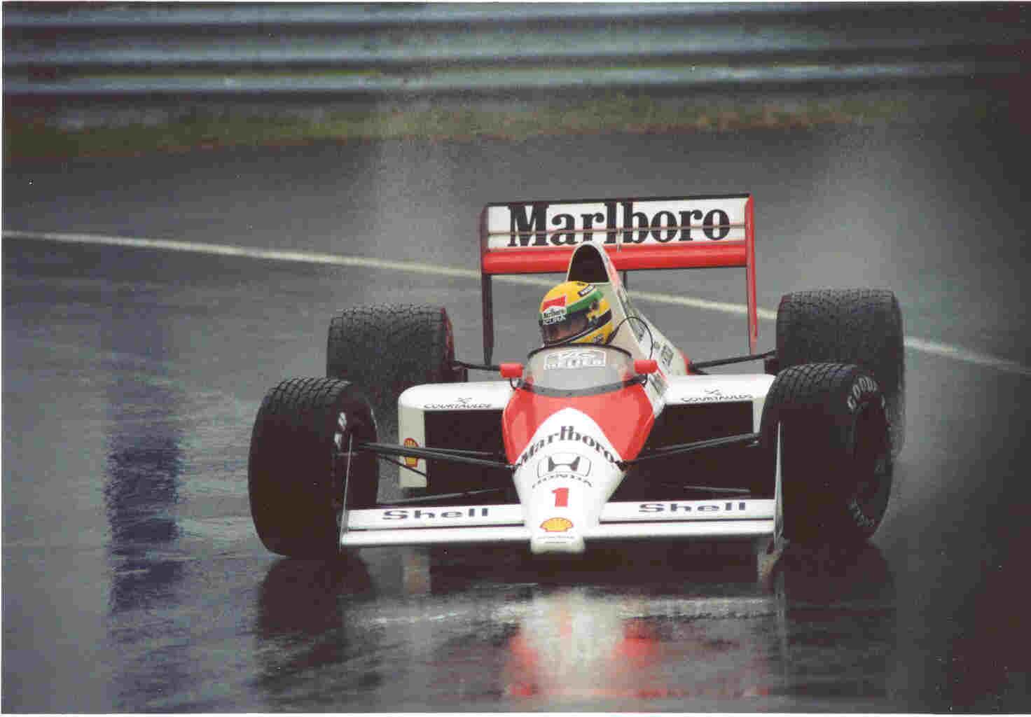 Ayrton Senna Motorescompy