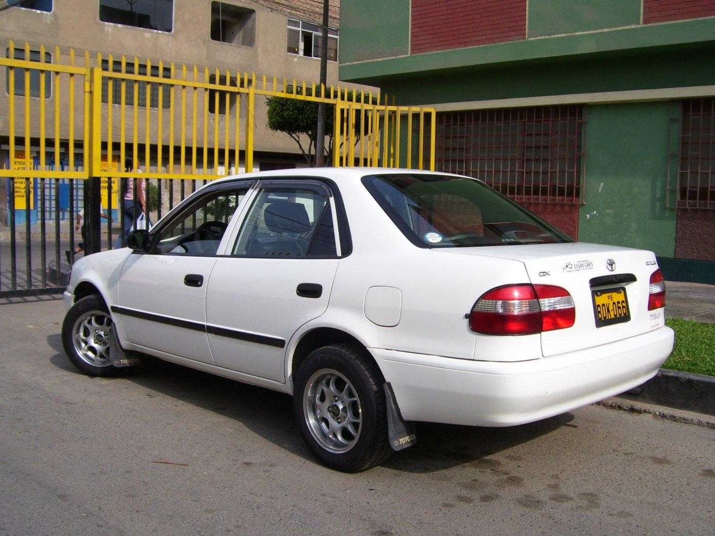 Que Opinion Tienen Del Toyota Corolla 99 Diesel Automatico