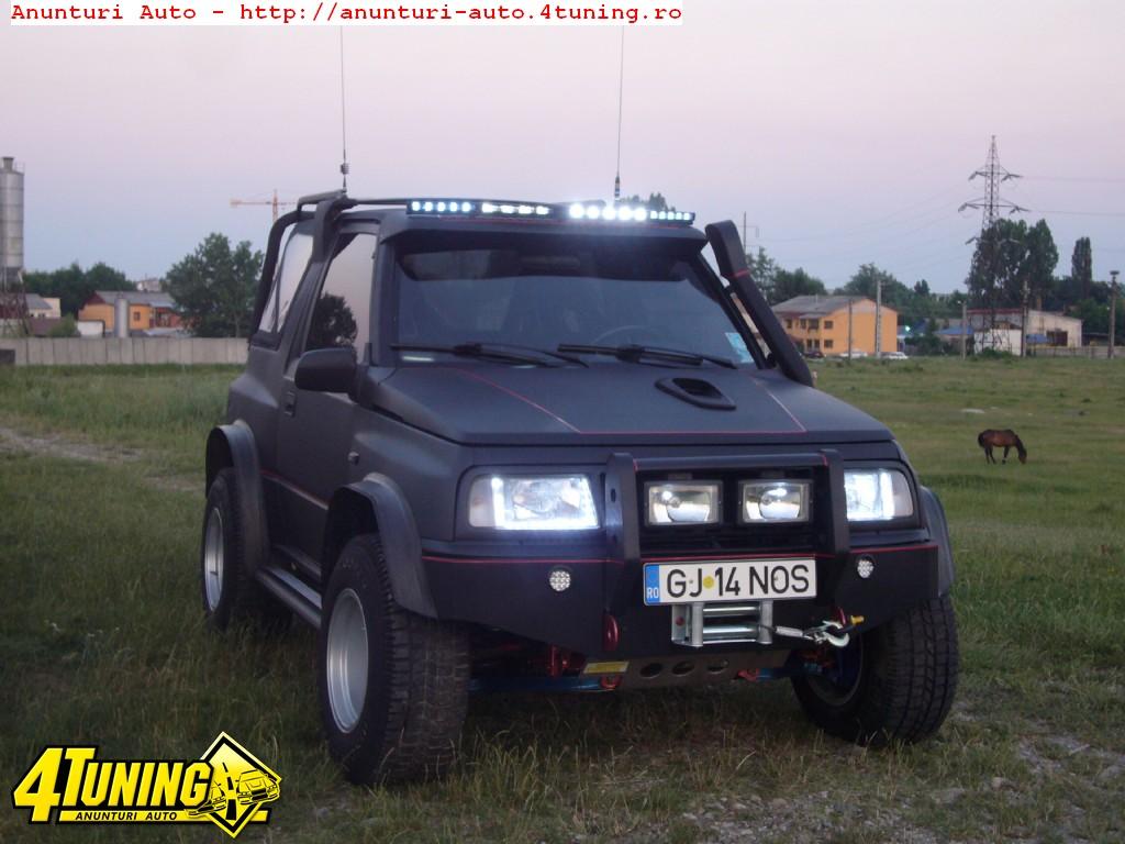 Suzuki vitara tuning ♥ - Motores.com.py